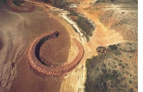 robert smithson essays The essay explores robert smithson, the american artist he became so much popular in establishing new approaches and concepts in the world of art.