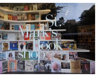 Saint Marks Bookshop