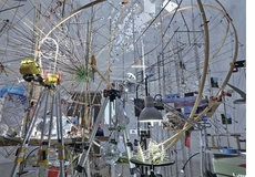 Sarah Sze: Triple Point