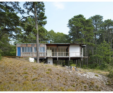 Saving Cape Cod Modernism