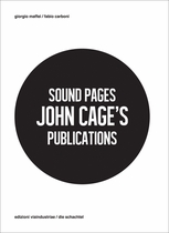Sound Pages: John Cage's Publications