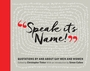 Speak its Name! Quotations by and about Gay Men and Women