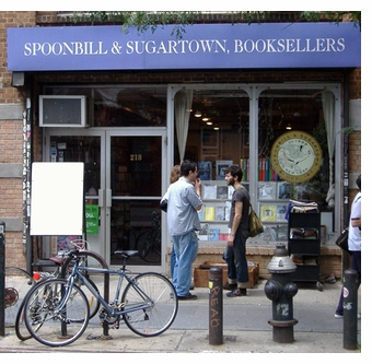 Spoonbill & Sugartown, Booksellers