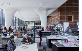 Featured image is reproduced from <I>Stedelijk Architecture</I>.