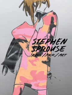 Stephen Sprouse: Xerox/Rock/Art