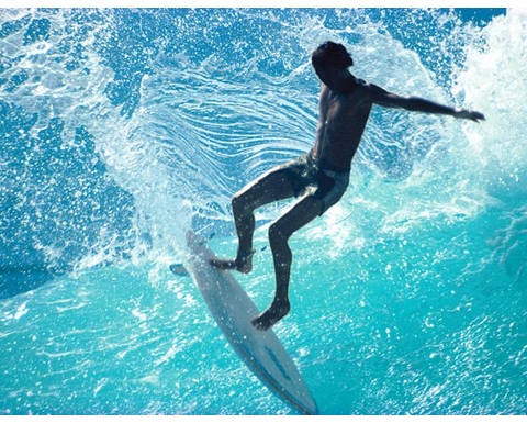 Surfing Photographs from the Eighties at ARTBOOK @ Paper Chase