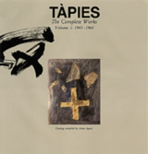 T�pies: Complete Works Volume I