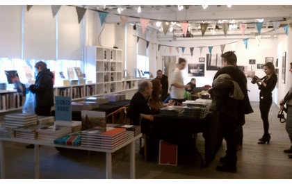The Aperture Holiday Book Bazaar