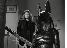The Flecker Museum in <I>Cat People</I> (Jacques Tourneur, RKO, 1942) is reproduced from <I>The Dark Galleries</I>.
