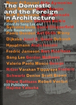 The Domestic and the Foreign in Architecture