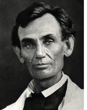 Featured image is reproduced from <I>The Gettysburg Address by Abraham Lincoln</I>.