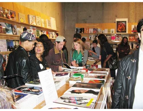 """""""The Legendary:"""" ARTBOOK @ MoMA PS1 Magazine Store Launch Featured in New York Magazine"""