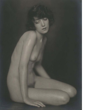 Trude Fleischmann's 1925 photograph of dancer Claire Bauroff is reproduced from <I>The Op�ra, Volume II</I>.