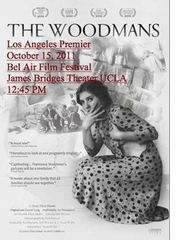 The Woodmans Screening at The Bel-Air Film Festival