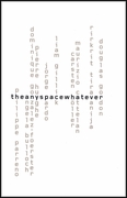 Theanyspacewhatever