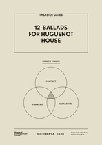 Theaster Gates: 12 Ballads for Hugenot House