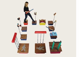 Featured image is reproduced from <I>Thomas Evans: Furniture without Rest</I>.