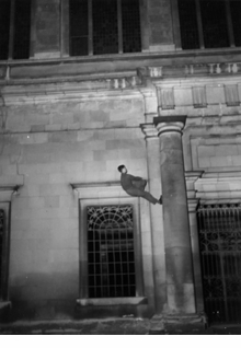 Thomas Mailaender: The Night Climbers of Cambridge