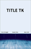 Title TK: An Anthology