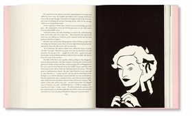 "Featured image is an interior spread from <a href=""http://www.artbook.com/9780956192844.html"">Vanity Fair</a>."