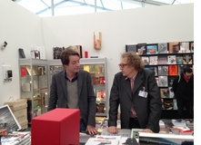 Visit ARTBOOK & Koenig Books at Frieze New York!