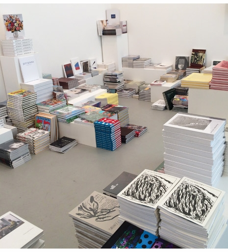 Visit the 5th Annual David Zwirner Pop-Up Bookstore