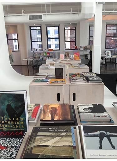 Visit the ARTBOOK   D.A.P. Showroom during BEA