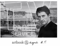 Visit the ARTBOOK Holiday Bookshop at the agn�s b. Galerie Boutique NYC