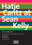 Visit the Hatje Cantz Pop-Up at Sean Kelly Gallery