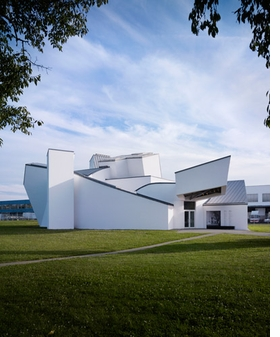 Featured image is reproduced from <I>Vitra Campus</I>.