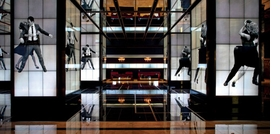 Featured image, above, is the West Lobby at The Cosmopolitan, Las Vegas. Video preview below.