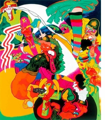 "What Nerve! Peter Saul's ""Vietnam"" (1966)"
