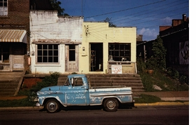 Featured image is reproduced from <I>William Christenberry</I>.