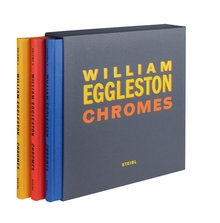 William Eggleston: Chromes