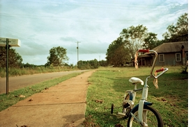 Featured image is reproduced from 'William Eggleston: Election Eve.'