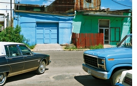 """""""Untitled"""" (c. 1983-86) is reproduced from 'William Eggleston: The Democratic Forest.'"""