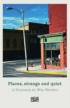 Wim Wenders: Places, Strange and Quiet, 12 postcards