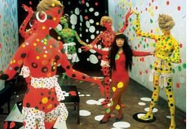 Yayoi Kusama In Infinity ARTBOOK | D.A.P. 2016 Catalog Louisiana Museum of Modern Art Books ...