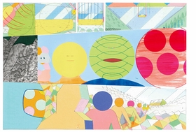 "Featured image is reproduced from <a href=""http://www.artbook.com/9780984589258.html"">Yuichi Yokoyama: Color Engineering</a>."