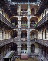 Yves Marchand & Romain Meffre: Budapest Courtyards
