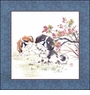 Chinese Brush Painting - Puppies #20