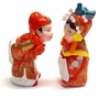 Chinese Clay Crafts - Bride & Groom #2