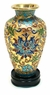 Chinese Cloisonne Vase - Wealth Flowers