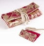 Chinese Cosmetic Purse - Golden Summer #2