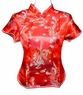 Chinese Dragon & Phoenix Blouse #12