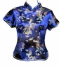 Chinese Dragon & Phoenix Blouse #13