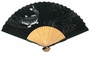 Chinese Hand Fan - Fish / Wealth #36