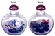 Chinese Inside Painted Snuff Bottle - Birds & Lotus #56