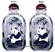 Chinese Inside Painted Snuff Bottle - Panda #22