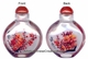 Chinese Inside Painted Snuff Bottle - Plum Blossom #49